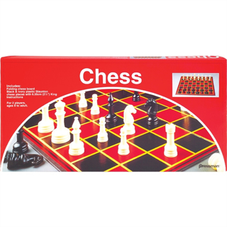 Picture of Chess Board Game