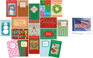 Picture of HOLIDAY  CARDS SET OF SIX